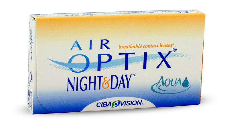 Air Optix Night & Day Aqua(6)