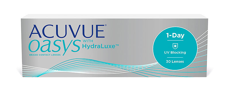 Acuvue Oasys 1-day with HydraLuxe (30)