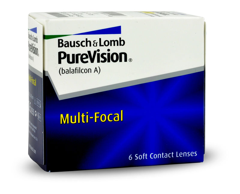 PureVision Multifocal (6)