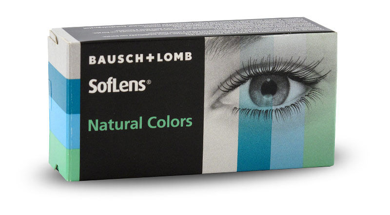SofLens Natural Colors (2/box)
