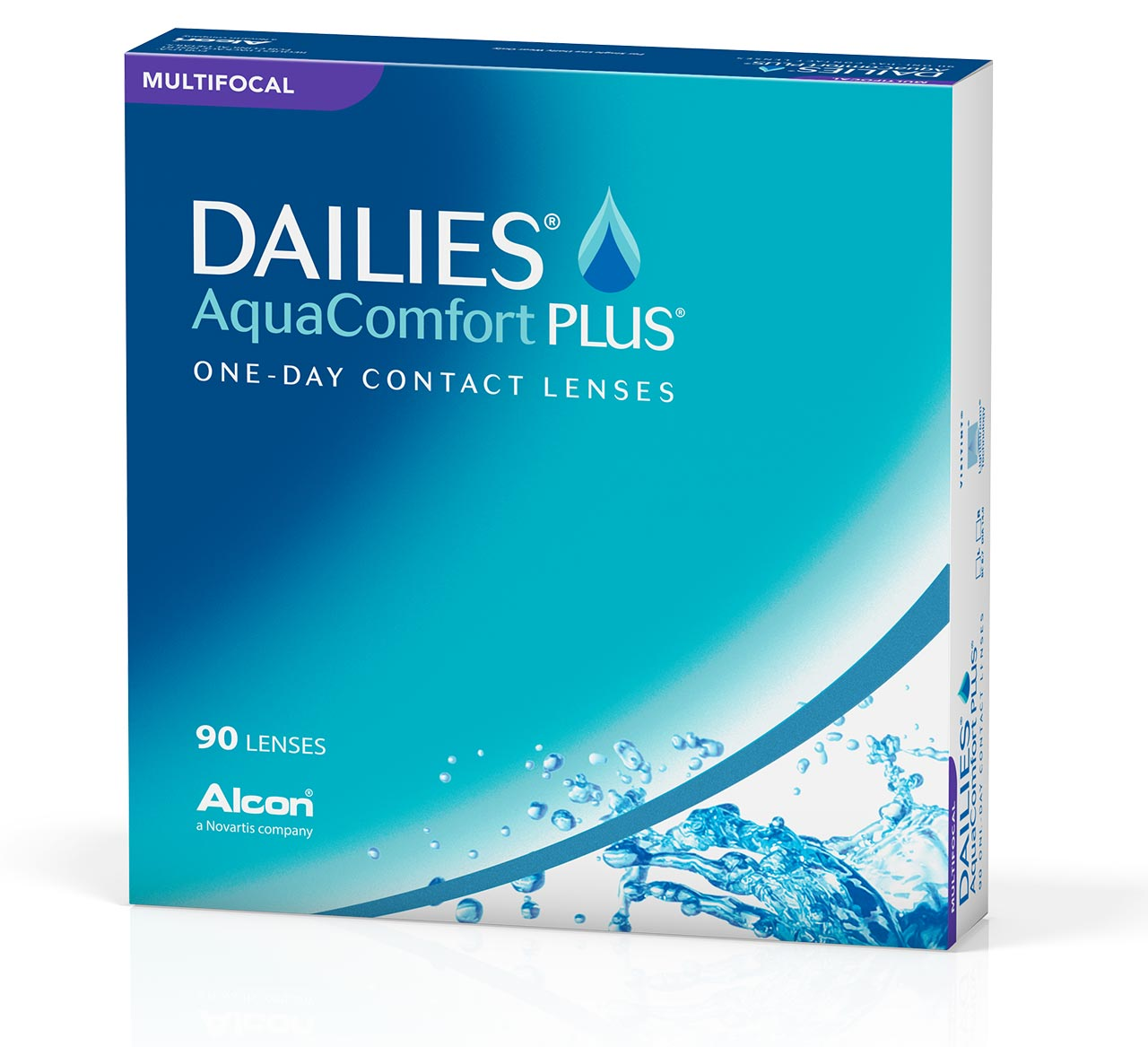 DAILIES AquaComfort Plus Multifocal 90box